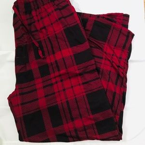 Flannel PJ pants-Medium STRETCHY AND COMFY!